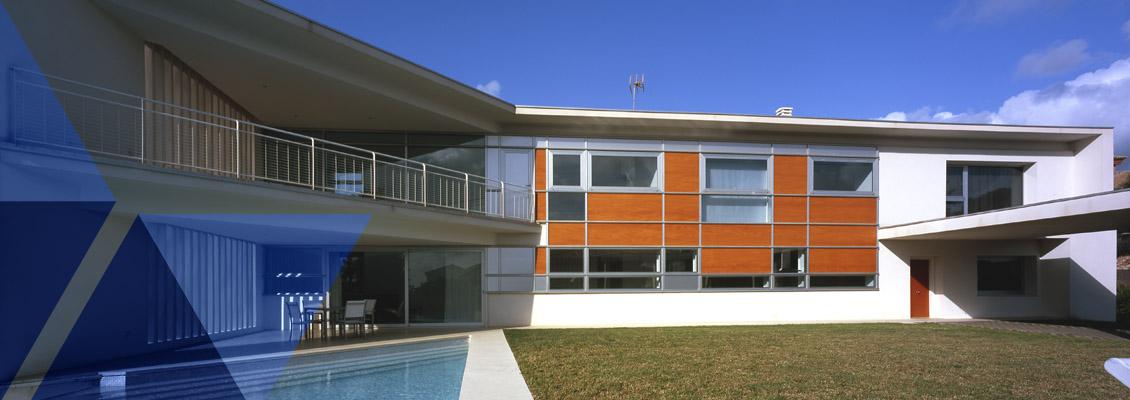 Marcaser - edificio de dos niveles
