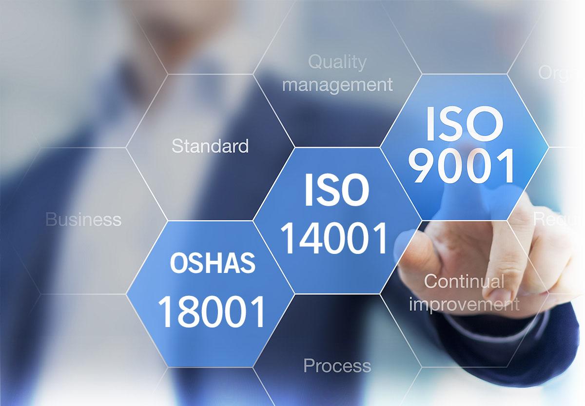 Marcaser - calidad ISO