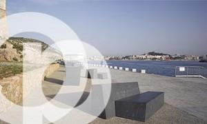 Marcaser - Obra pública frente al mar
