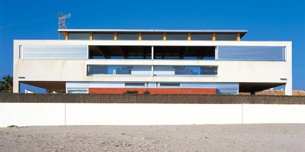 Marcaser - Edificio martinique de tres niveles