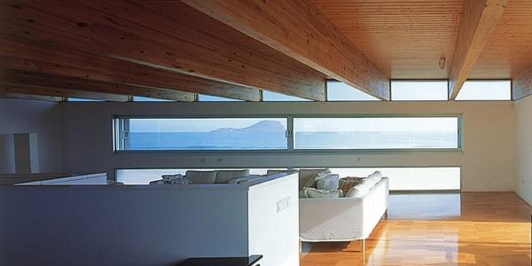 Marcaser - sala de estar en segundo piso