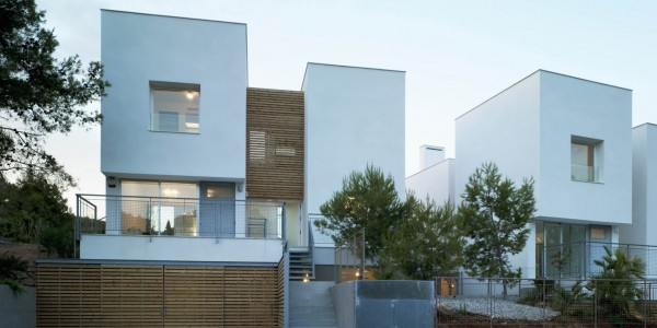 Marcaser - fachada casa mangasclub