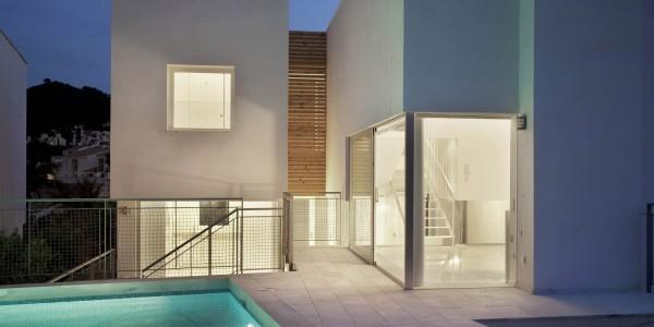 Marcaser - piscina en casa mangasclub