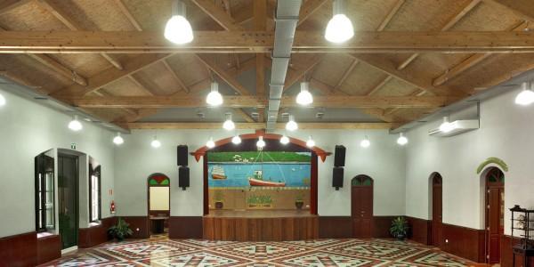 Marcaser - Teatro iluminado Casa_Pueblo