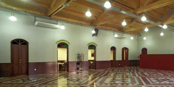Marcaser - Sala en LlanodelBeal_Casa_Pueblo