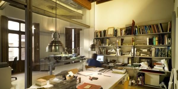 Marcaser - remodelación de estudio editorial