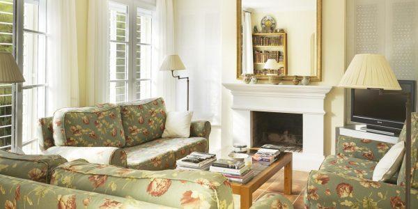 Marcaser - Sala de estar chalet caladelpino