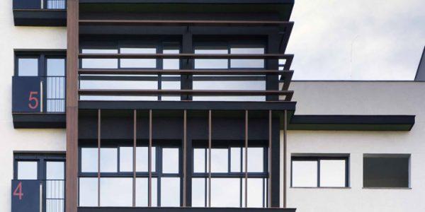 Marcaser - Edificio Murcia con apartamentos