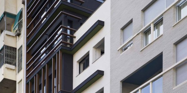 Marcaser - Edificio Murcia remodelado