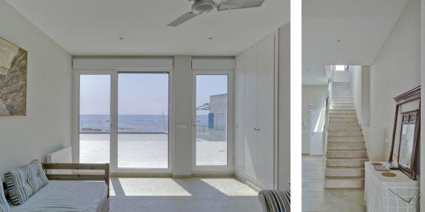 Marcaser - ventanal hacia la playa
