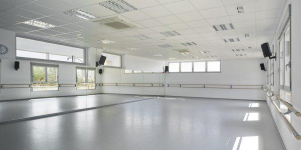 Marcaser - salas de escuela de danza