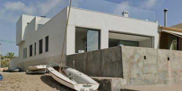Marcaser - vivienda en construcción