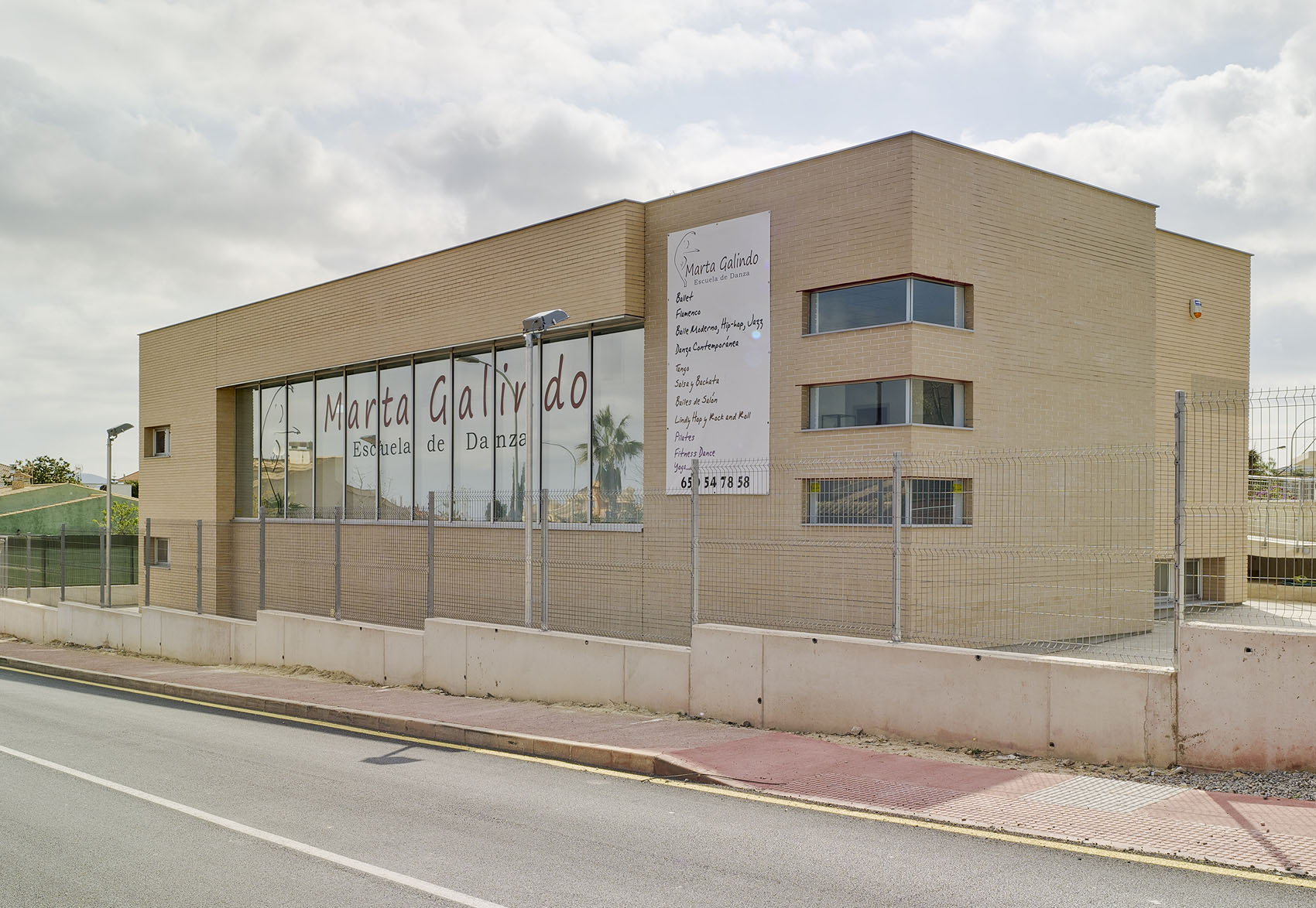Marcaser - edificio