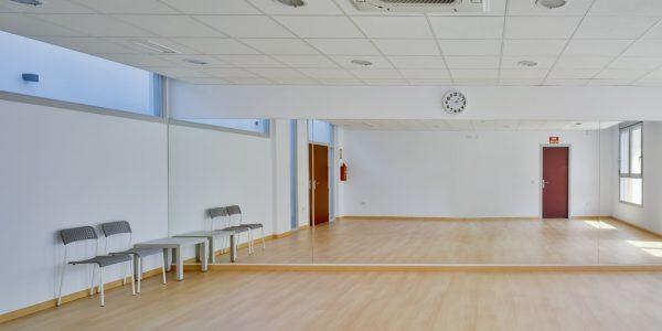 Marcaser - interior de escuela de danza