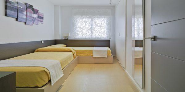 Marcaser - habitación de descanso