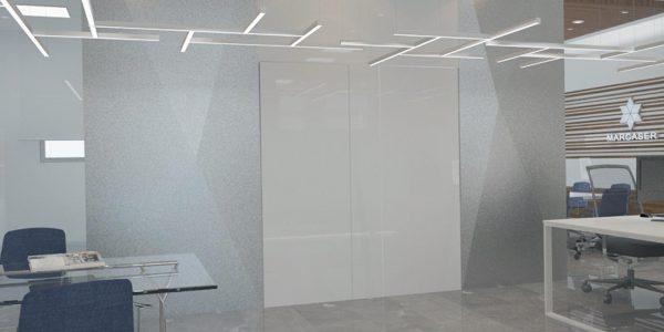 Marcaser - decoración interior de oficinas