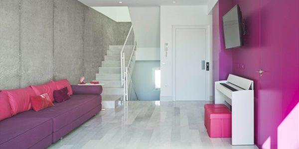 Marcaser - sala de estar