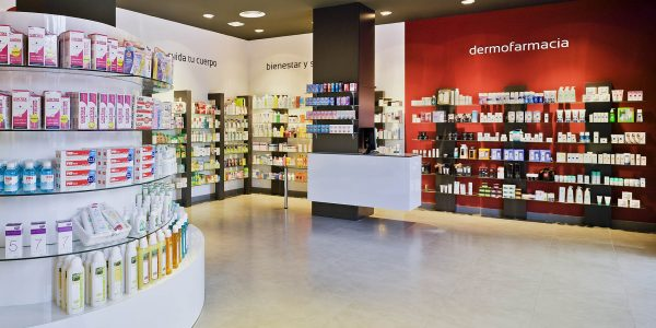 Marcaser - stand de farmacia capitanes ripoll