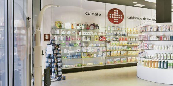 Marcaser - stand de farmacia