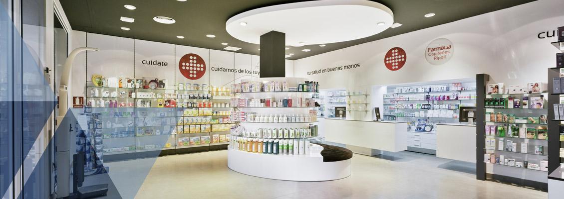 Marcaser - reforma de farmacia