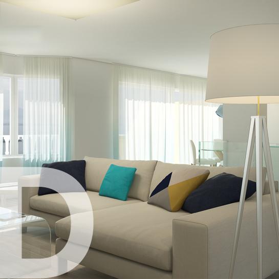 Marcaser - Decoración de sala de estar