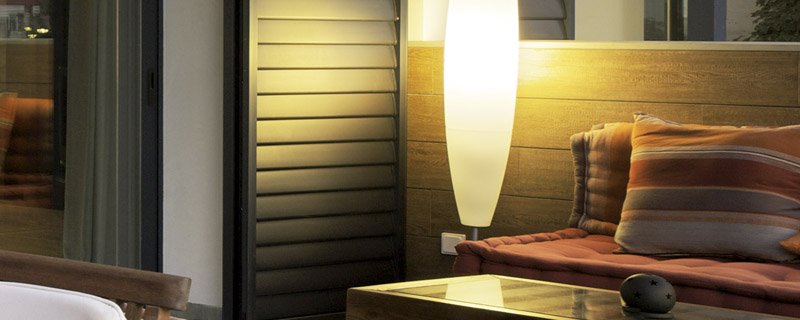 Marcaser - decoración en sala con luz