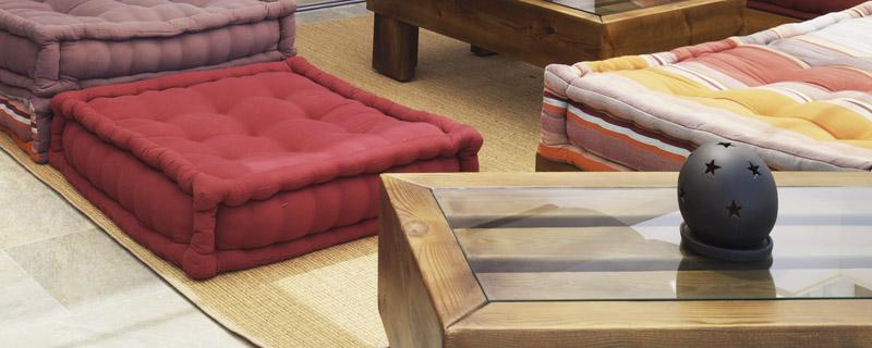 Marcaser - decoración mesa de centro