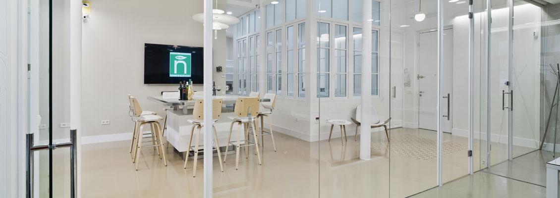 Marcaser - remodelación en oficina