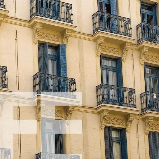 Marcaser - fachada de edificio