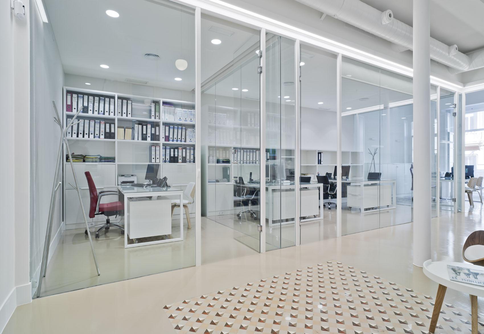 Marcaser - decoración oficina