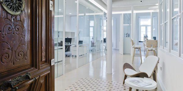 Marcaser - decoración oficina interior