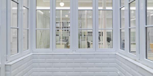 Marcaser - oficina remodelada