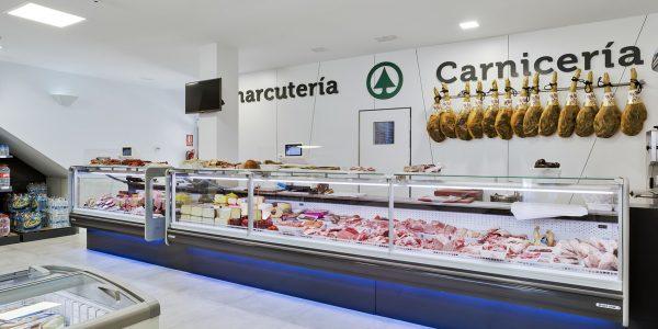 Marcaser - remodelación carnicería