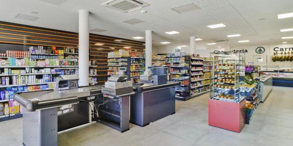 Marcaser - presentación de supermercado