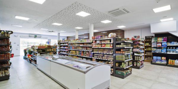Marcaser - supermercado remodelado