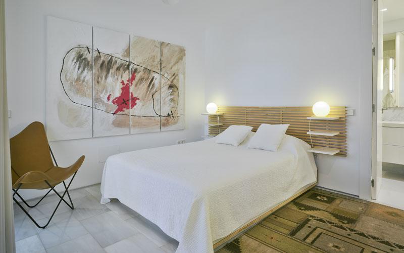 Marcaser - dormitorio remodelado