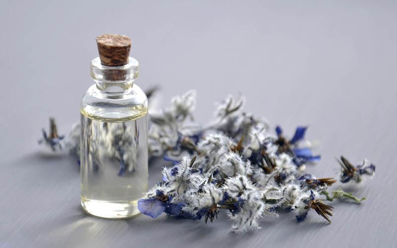 Marcaser - aceite y flores